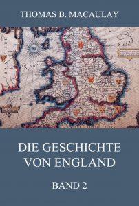 Die Geschichte von England, Band 2