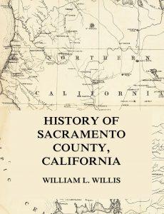 History of Sacramento County, California