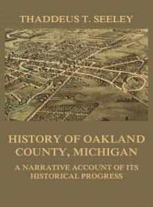 History of Oakland County, Michigan